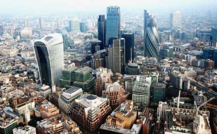 3 london skyline